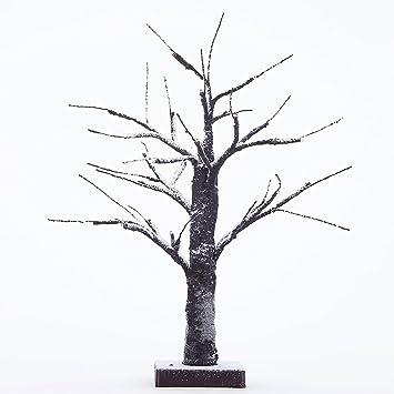 Fashionlite Bonsai LED Light Decorative Xmas Snow Tree ,Home/Party/Festival/Christmas