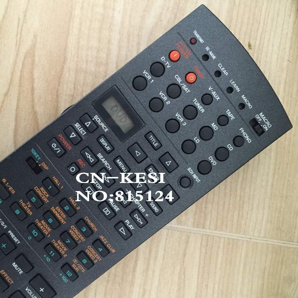 Calvas Calvas FIT Original advanced AV amplifier Receiver Remote Control For YAMAHA RAV220 DSP-AX1 RX-V1 RX-V1GL V456560