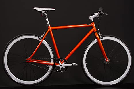 28 pulgadas Aluminio Bicicleta Bike Single Speed Bike Bicicleta ...