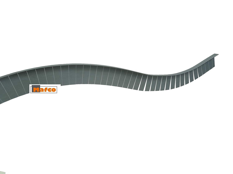 Radlauf universal Reparaturblech Kotfl/ügel Verbreiterung Innenkotfl/ügel