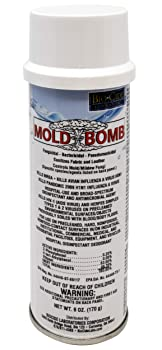 MOLD BOMB BioCide Mold and Mildew Cleaner