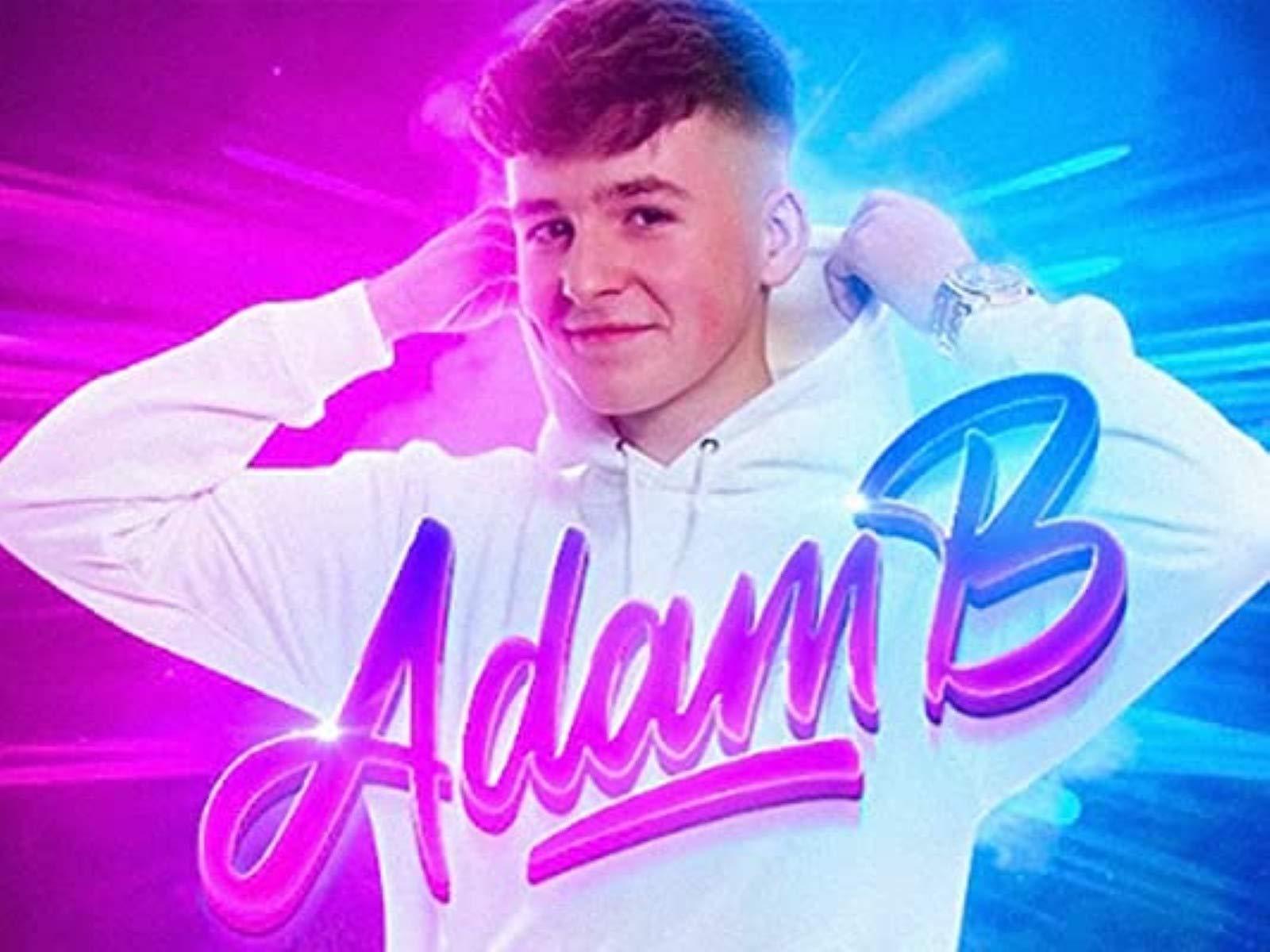 Adam B on Amazon Prime Video UK