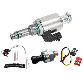 Amazon com: ICP & IPR Fuel Pressure Regulator & Sensor w