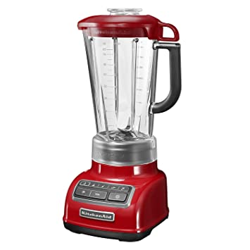 KitchenAid 5KSB1585EOB - Licuadora multifunción, color negro y ...