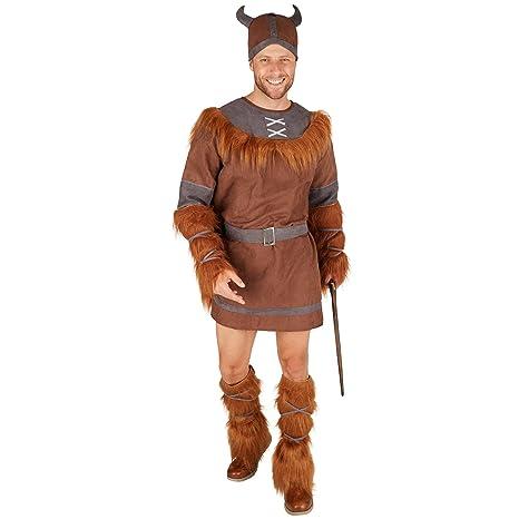 dressforfun Costume da Uomo - Vichinghi  71e34de2957