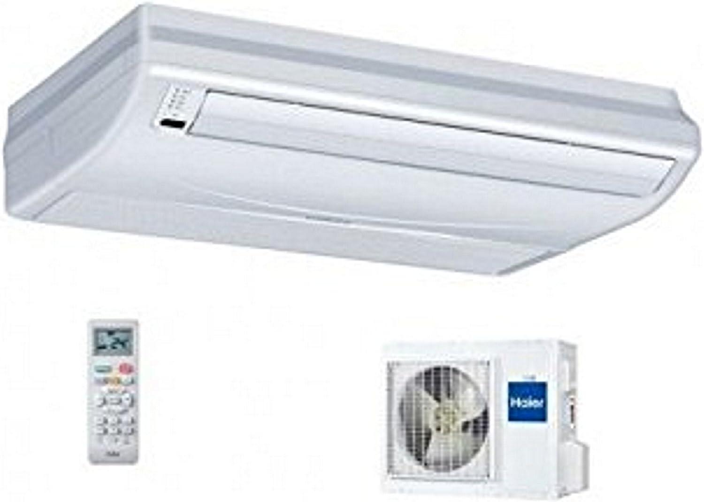 Aire acondicionado Climatizador Haier Inverter de techo suelo 18000 Btu Bianco: Amazon.es: Hogar