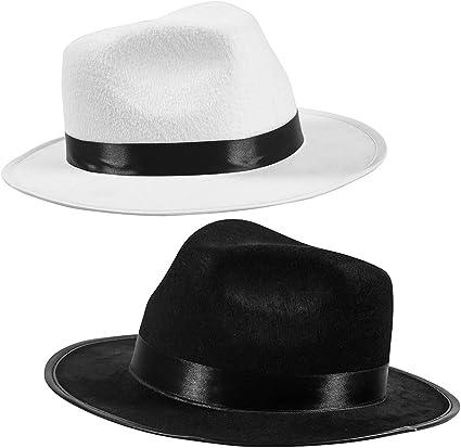 New Pink Felt Pimp Gangsta Costume Party Fedora Hat
