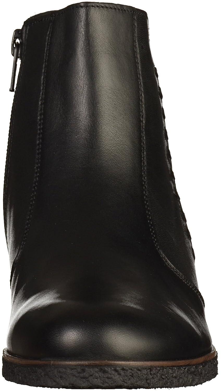 Gabor Stiefeletten in Übergrößen Schwarz 71.670.27 große Damenschuhe Damenschuhe Damenschuhe ef38d8