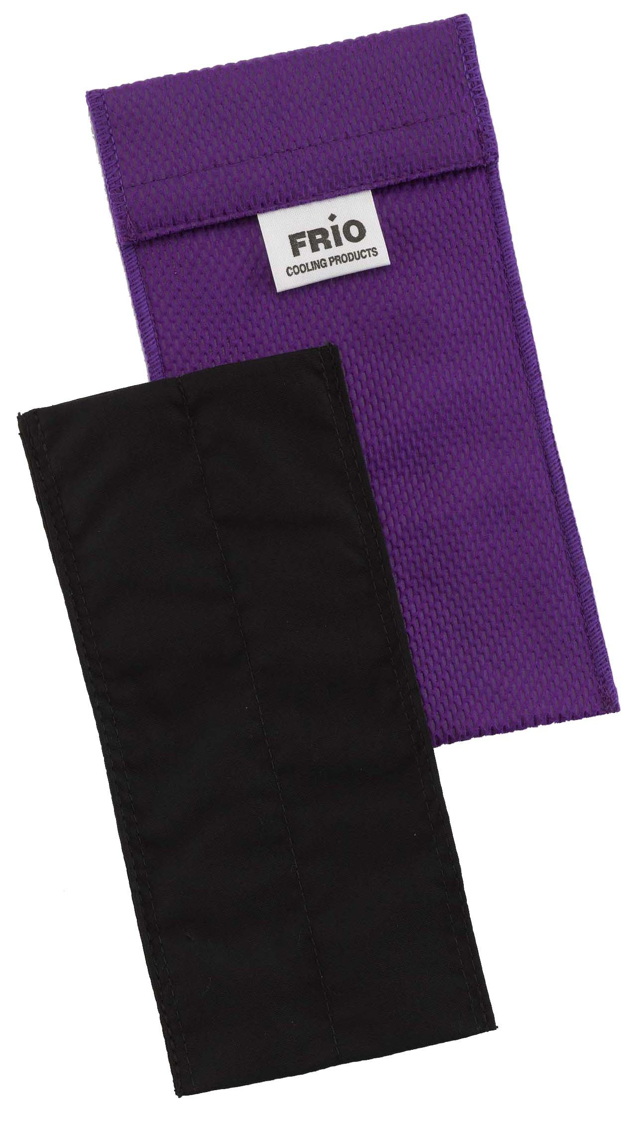 FRIO Cooling Wallet-DUO - Purple - Keep insulin cool without EVER needing icepacks or refrigeration! ACCEPT NO IMITATION! Low shipping rates.