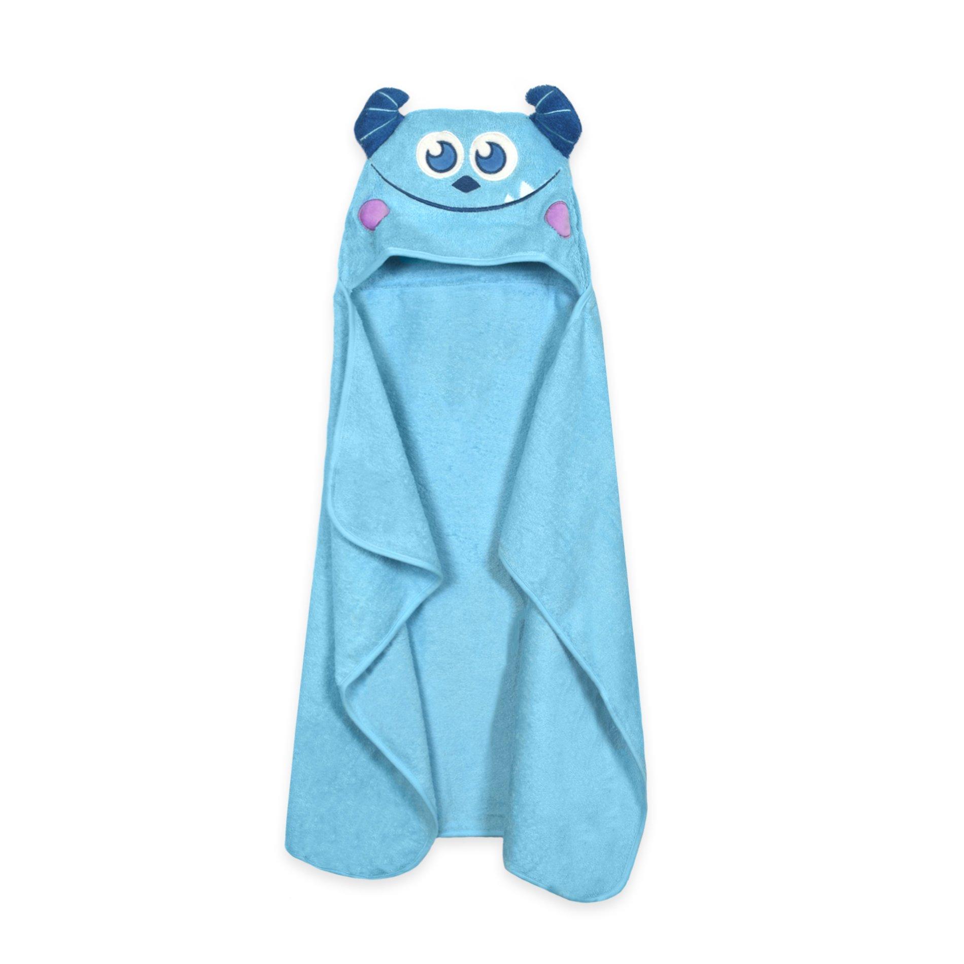 Amazon.com : Disney Baby Bath Swaddler, Pink Baby Princess : Baby ...