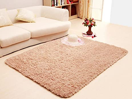 ACTCUT Super Soft Solid Carpet/Floor Rug/ Living Room Carpet/Area Rug 4