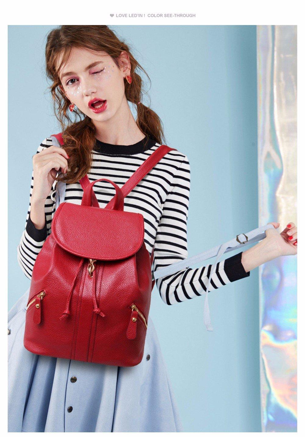 WanJiaherrenhop Lady Double Shoulder Bag Fashion Double Lady Double Fashion Shoulder Bag College Wind große Kapazität Schultasche 430f7d