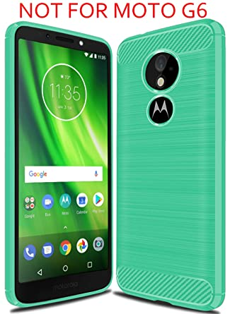 Amazon.com: Moto G6 Play Funda, Moto G6 Forge Funda, Suensan ...