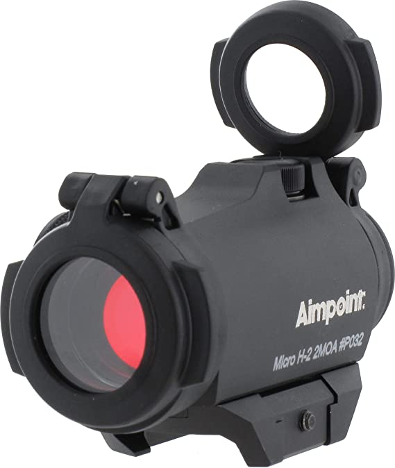 Aimpoint Micro H-2 Red Dot Reflex Sight with Standard Mount - 2 MOA - 200185