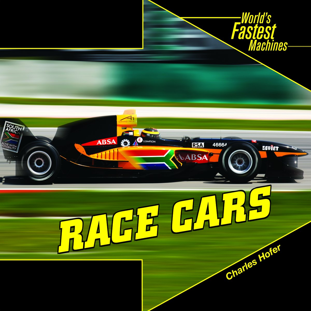 Read Online Race Cars (World's Fastest Machines) ebook