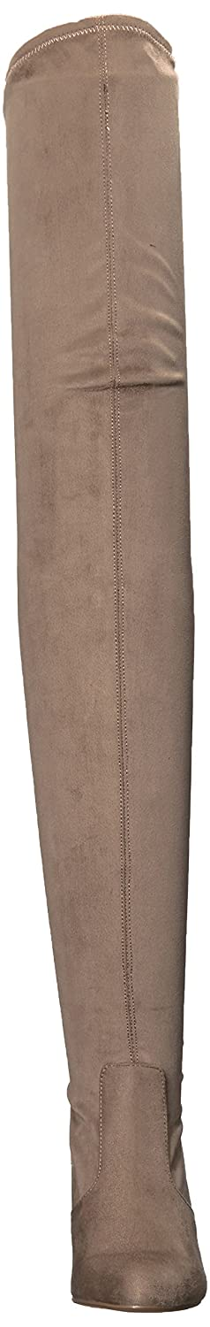 Steve Boot Madden Women's Ezra Fashion Boot Steve B074PJ27DV 9.5 B(M) US|Taupe 693224
