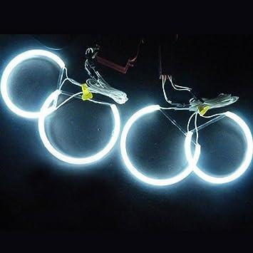 Oferta amazon: Lámpara LemonBest® 7000K super brillante Blanco Ángel del halo de los ojos anillo de luz CCFL Para E46 E36 E39