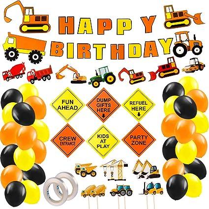 Amazon.com: Mocoosy suministros para fiestas de cumpleaños ...