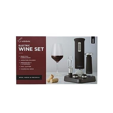 Rabbit Electric Wine Set