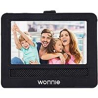 """WONNIE Support Voiture Appui-tête Housse de Protection pour 11.5"""" Lecteur DVD Portable 9,5"""" Grand écran Pivotant"""