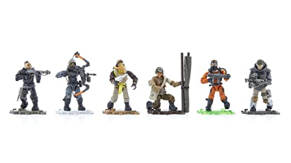 Buy Mega Construx Call Of Duty Specialists Bundle Amazon Exclusive Online At Low Prices In India Amazon In