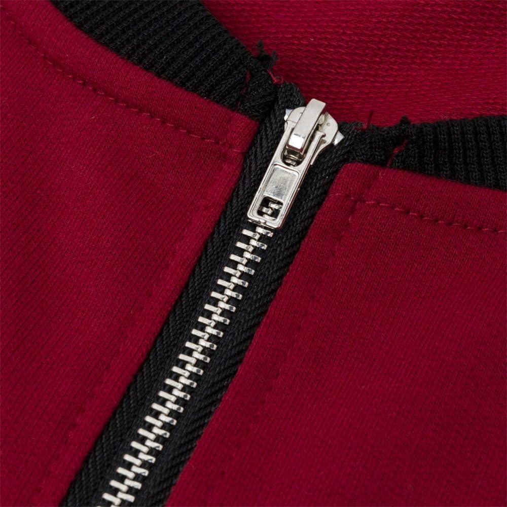 HOWSEN Damen Jacke Gr. 52, weinrot: : Bekleidung