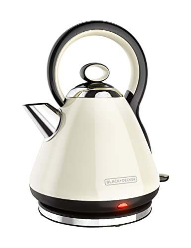 BLACK+DECKER-1.7L-Stainless-Steel-Electric-Cordless-Kettle