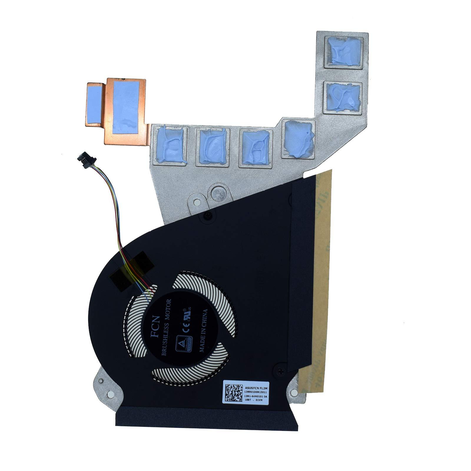 Cooler GPU para ASUS GX531GM GX531GS GX531GS-AH76 DC12V