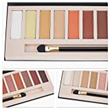 2pcs Nude Eyeshadow Palette 12 Color Naked Matte