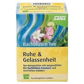 R & G Bachblueten Tea Organic Pack of 15: Amazon.co.uk: Health ...