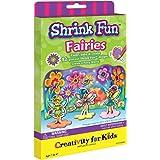 creativity for kids activity kits shrinky dinks fairies makes 12. beautiful ideas. Home Design Ideas