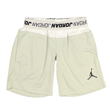 c5fb3b70dc322 Amazon.com: Jordan Nike Air Girls' Mesh Basketball Athletic Shorts ...