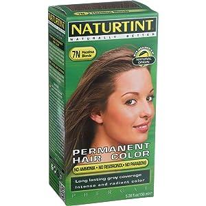 Naturtint Hair Color - Permanent - 7N - Hazelnut Blonde - 5.6 oz