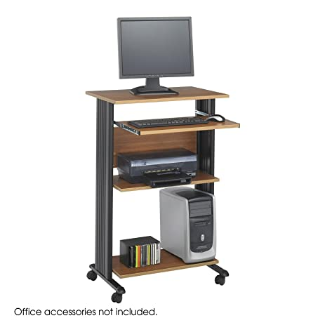 Amazoncom Safco Products 1923MO Muv 45H StandUp Desk Fixed