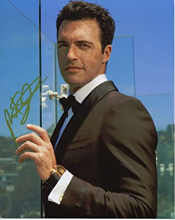 Reid Scott Signed Veep Big C Turbo Fast Color 8x10 Photo With COA pj