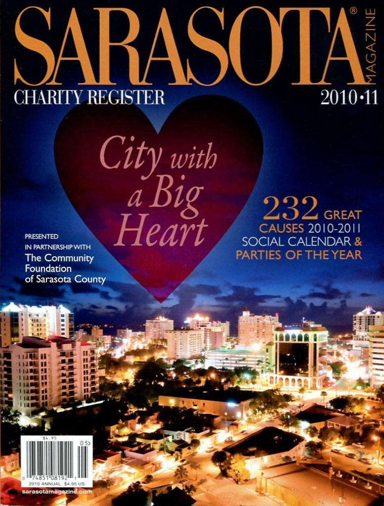 Download SARASOTA MAGAZINE CHARITY REGISTER 2010-11 /SPECIAL ISSUE: GREAT CAUSES /PARTIES pdf epub