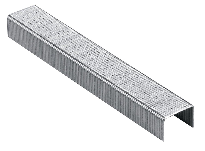 Bosch 2609255819 Agrafes à fil fin type 53 Largeur 11, 4 mm Epaisseur 0, 74 mm Longueur 6 mm 1000 pièces 74 mm Longueur 6 mm 1000 piÚces