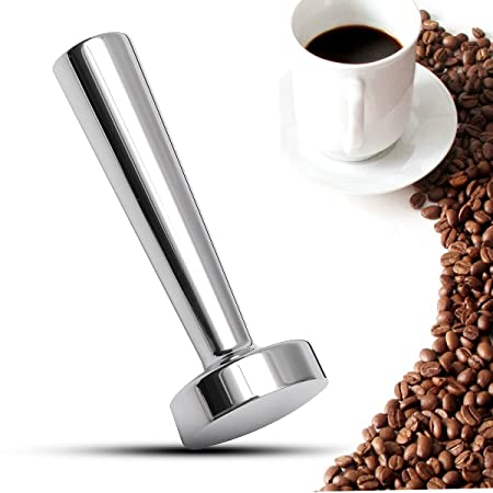Tutoy - Base Plana para cafetera Nespresso (24 mm, Acero ...