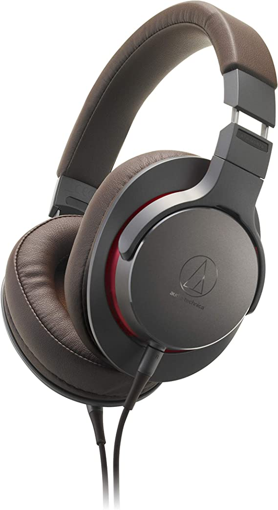 Audio-Technica ATH-MSR7bGM Over-Ear High-Resolution Headphones