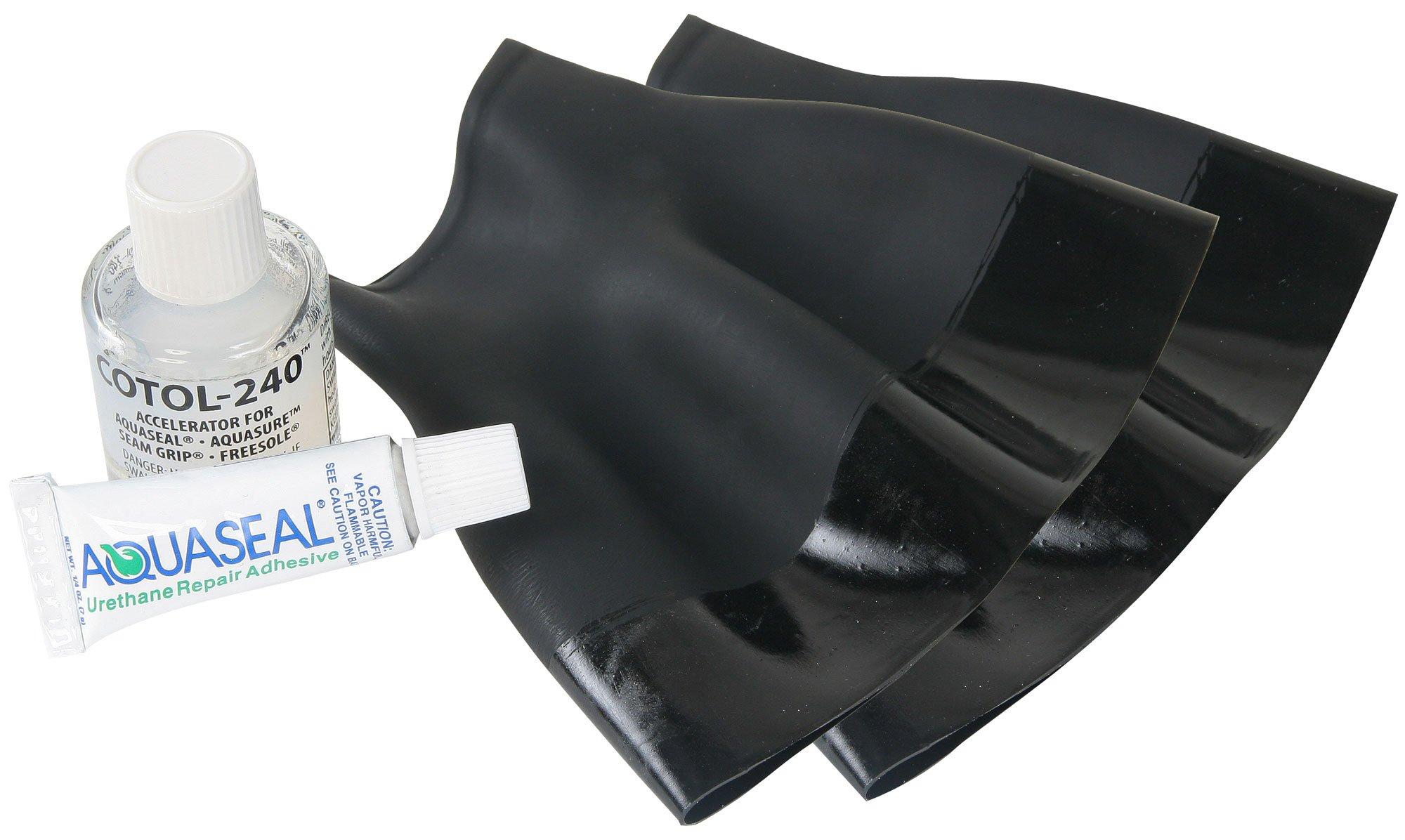NRS Latex Wrist Gasket Repair Kit Large by NRS