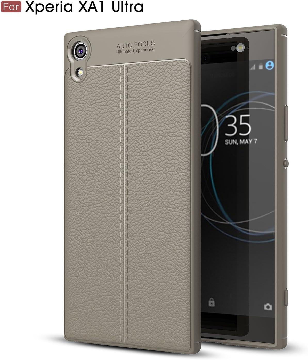 TiHen Funda Sony Xperia XA1 Ultra, Funda 360 Grados [con Pantalla ...
