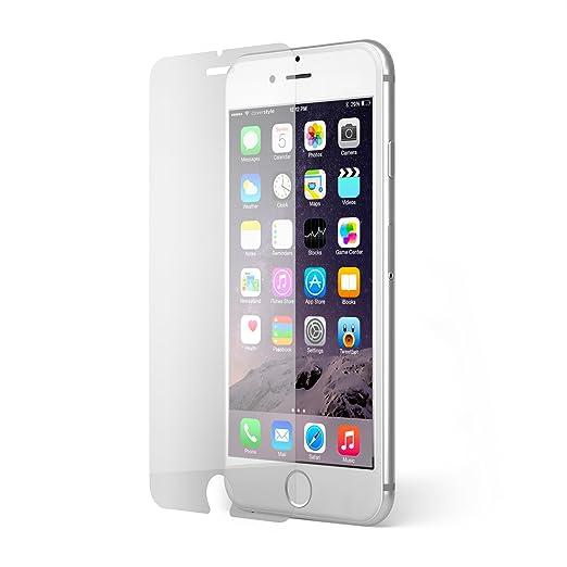10 opinioni per 2x CoverStyle® HyperGlass 0.3- Pellicola in Vetro Temperato per iPhone 6/6S Plus
