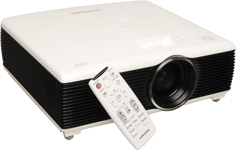 Samsung SP-F10 - Proyector (1000 lúmenes ANSI, LCD, XGA (1024x768 ...