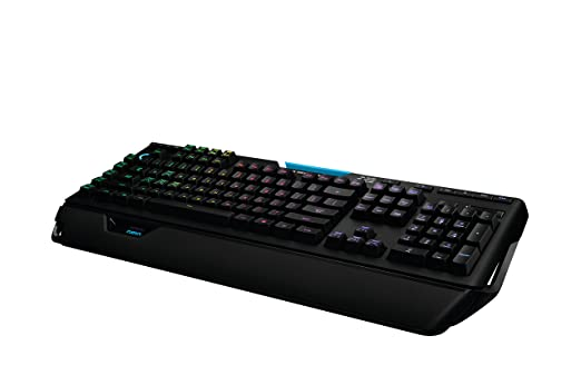 87 opinioni per Logitech G910 Orion Spectrum RGB Tastiera Gaming Meccanica, Layout QWERTZ, Nero