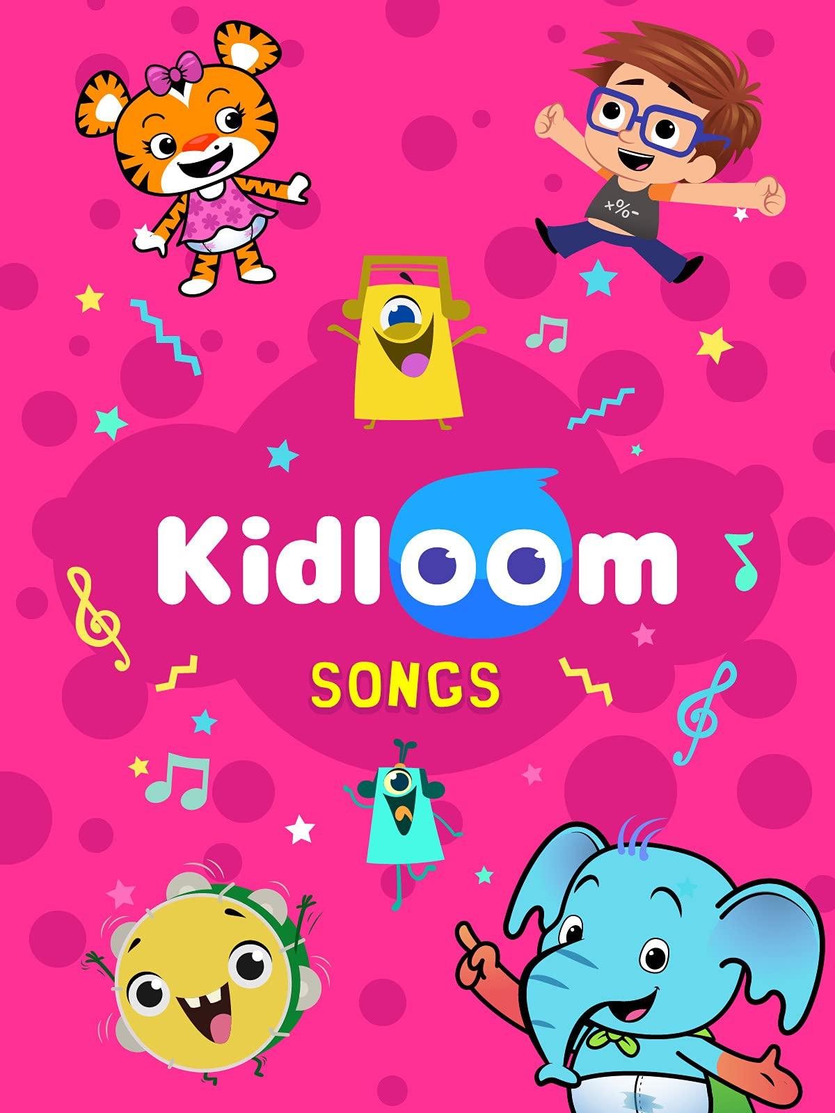 Kidloom Songs