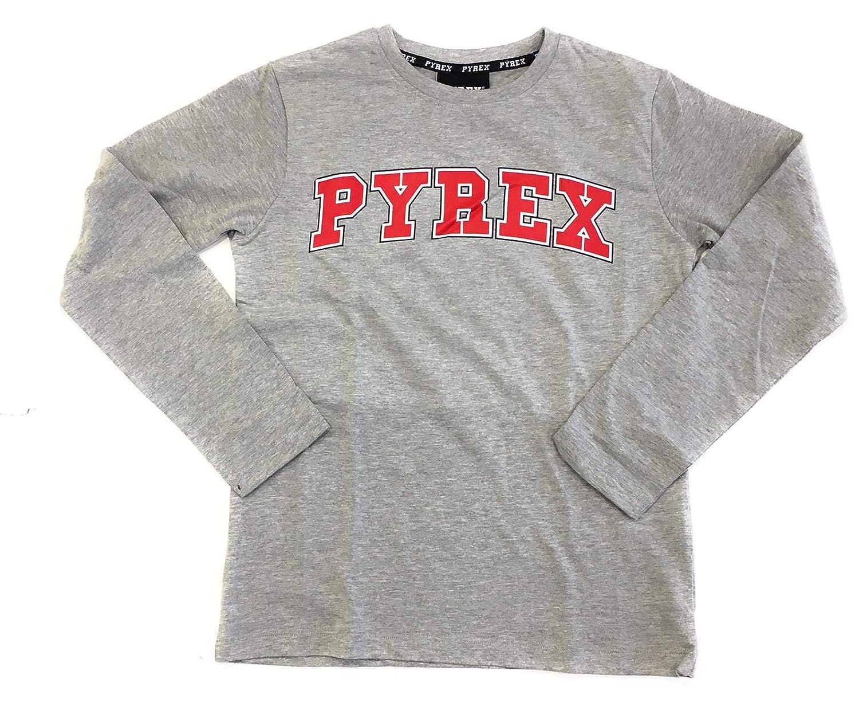 Pyrex Kids Bambino 021398 Grigio T-Shirt Inverno