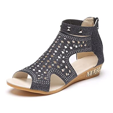 sale retailer 80bab 304c0 Sandalen Frauen Casual Sommerschuhe Mode Sandalen Frauen ...