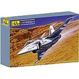 Heller 80421 - Modellino da costruire, Aereo da caccia A, scala 1:48 [Importato da Francia]