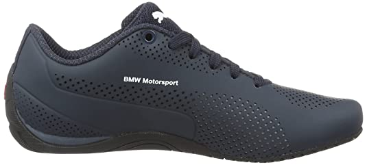 f304c914d36 Puma Unisex Adults  BMW Ms Drift Cat 5 Ultra Low-Top Sneakers Blue   Amazon.co.uk  Shoes   Bags
