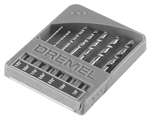Dremel 628-01 7 Piece Drill Bit Set